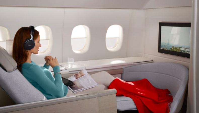 Fly First Class Cheap - Air France La Première