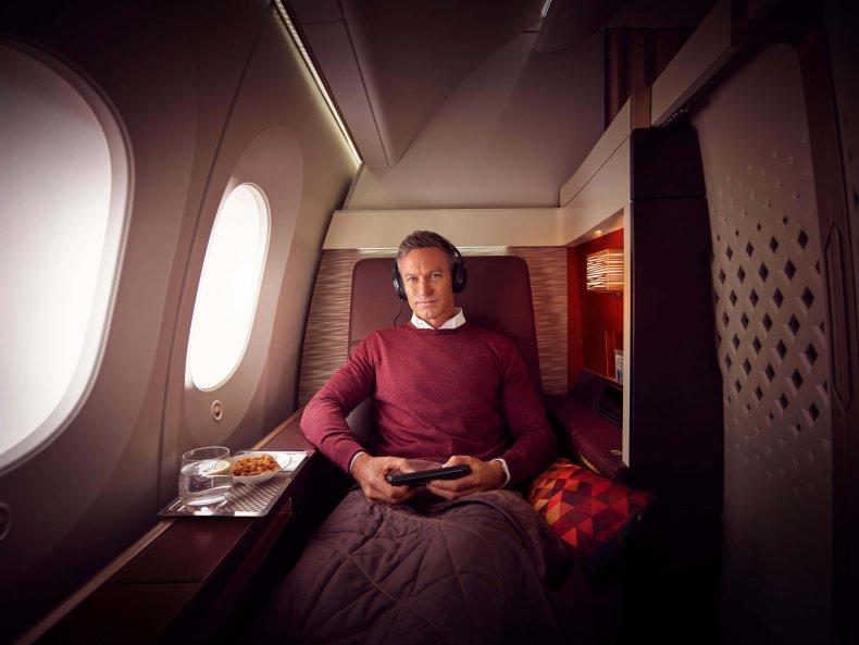 Fly First Class Cheap - Etihad