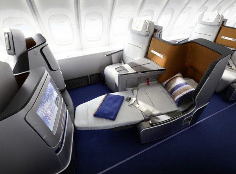 Fly First Class Cheap - Lufthansa