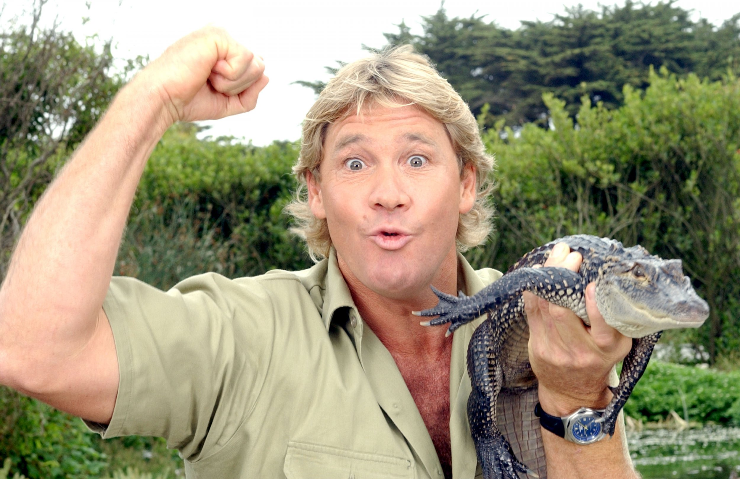 Steve Irwin Crocodile Hunter Quotes On Conservationist S Birthday
