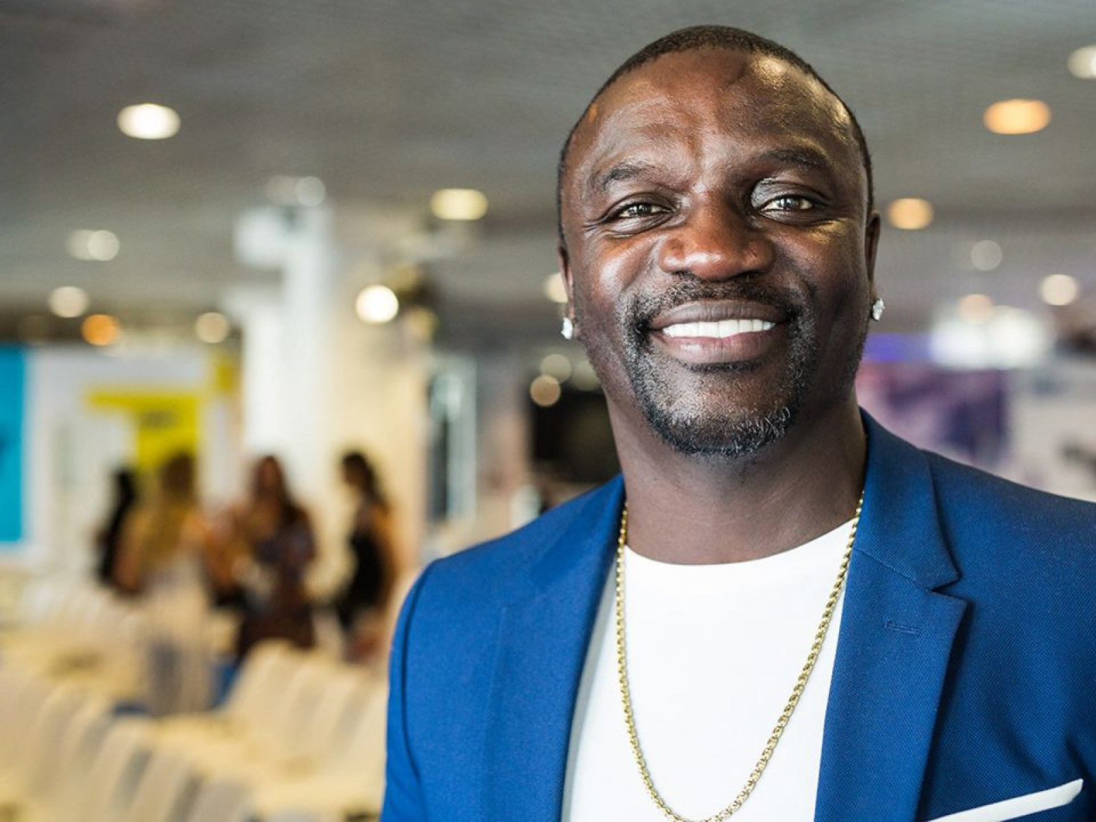 Akon Wants To Use Blockchain and His Cryptocurrency Akoin to