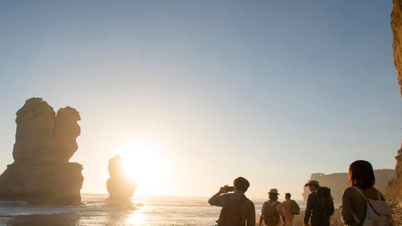 Best Walking Tours - Hike the Great Ocean Road coastline in Australia