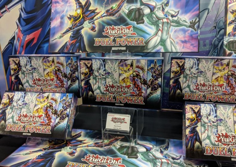 yugioh duel power toy fair 2019