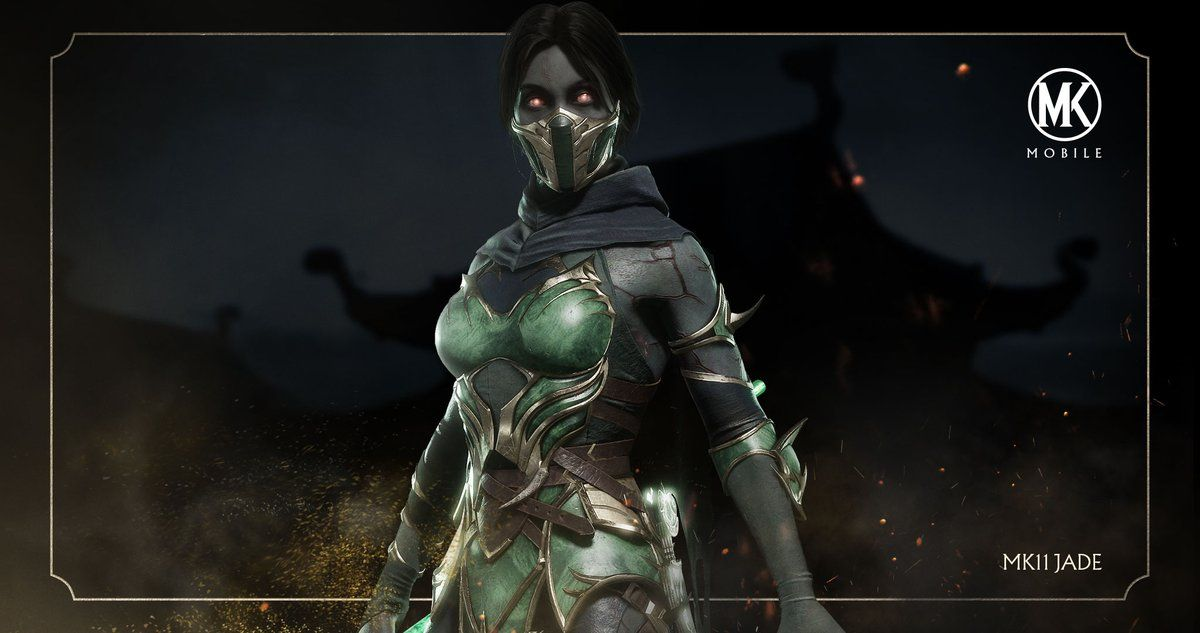 mortal kombat mobile jade 11