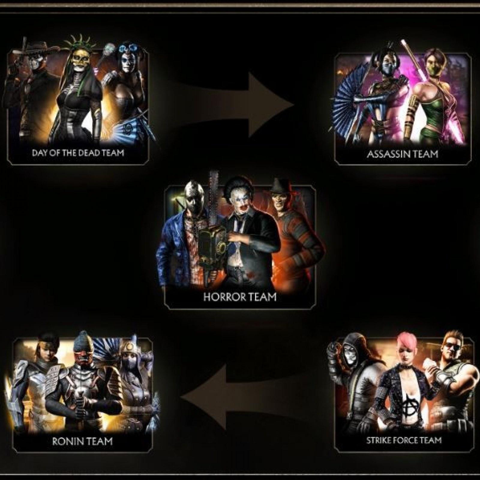 Mortal Kombat Mobile' 2 0 Update Coming Next Week, Will