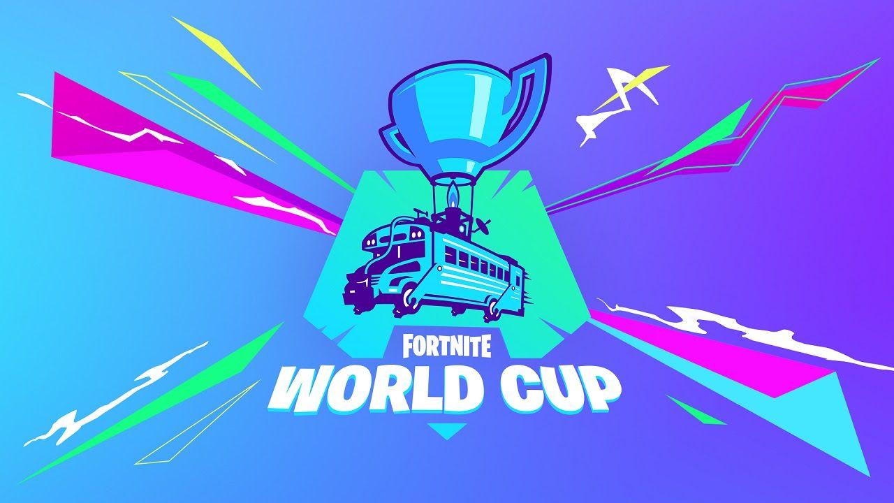 Fortnite World cup qualify esports tournament