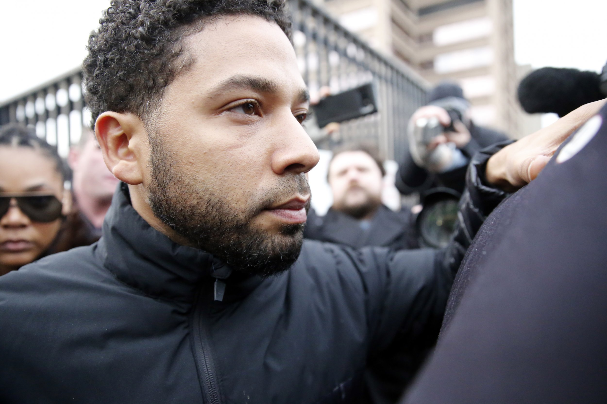 Jessie Smollett, Empire Set