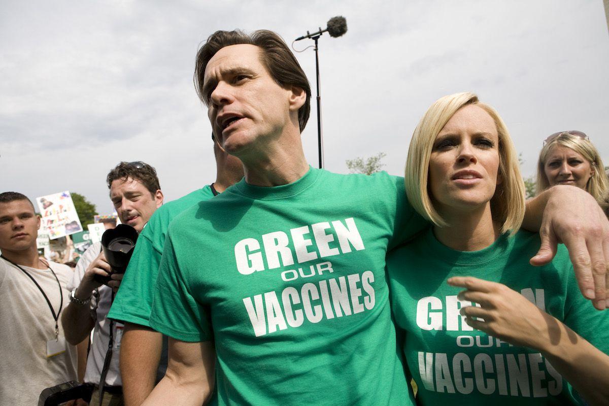 Anti Vax Vaccination dangerous 5