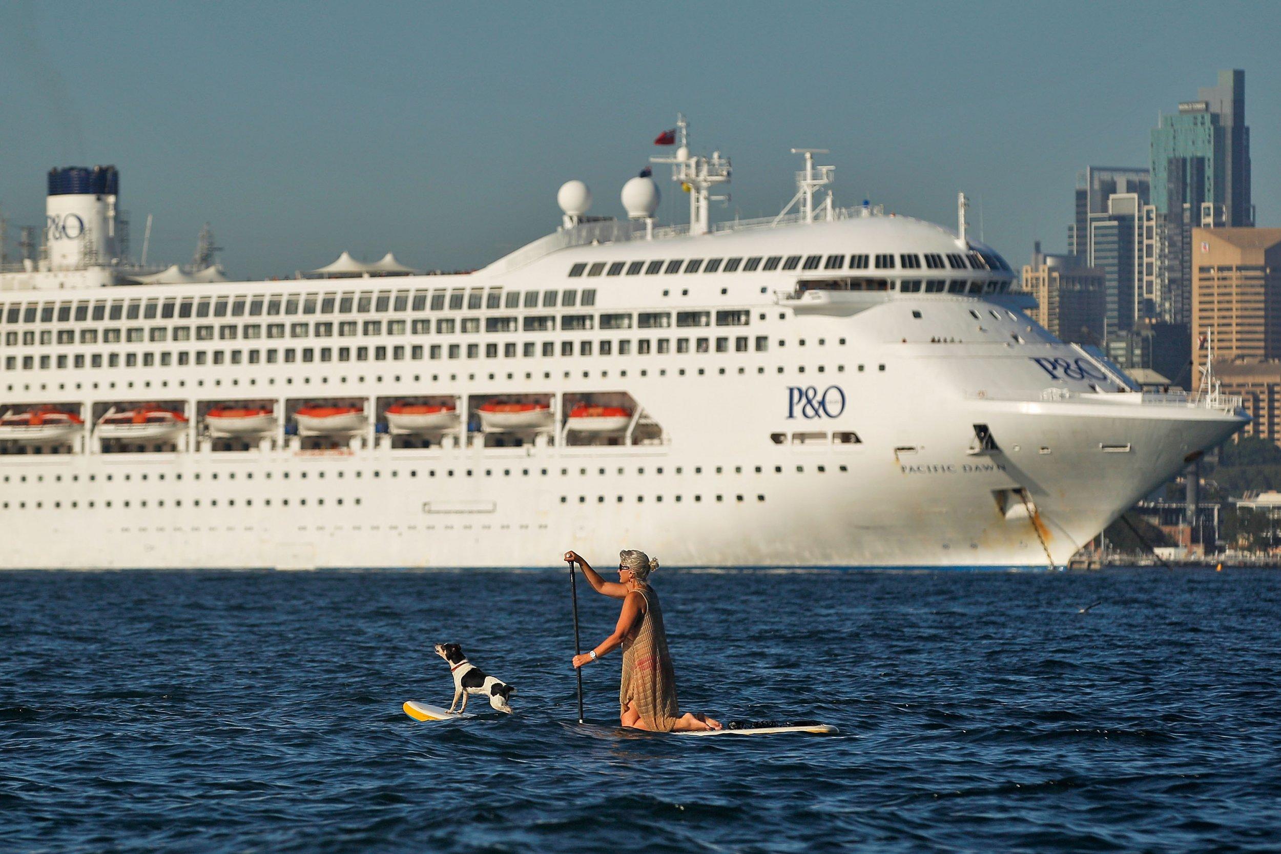 Cruise, Cyclone