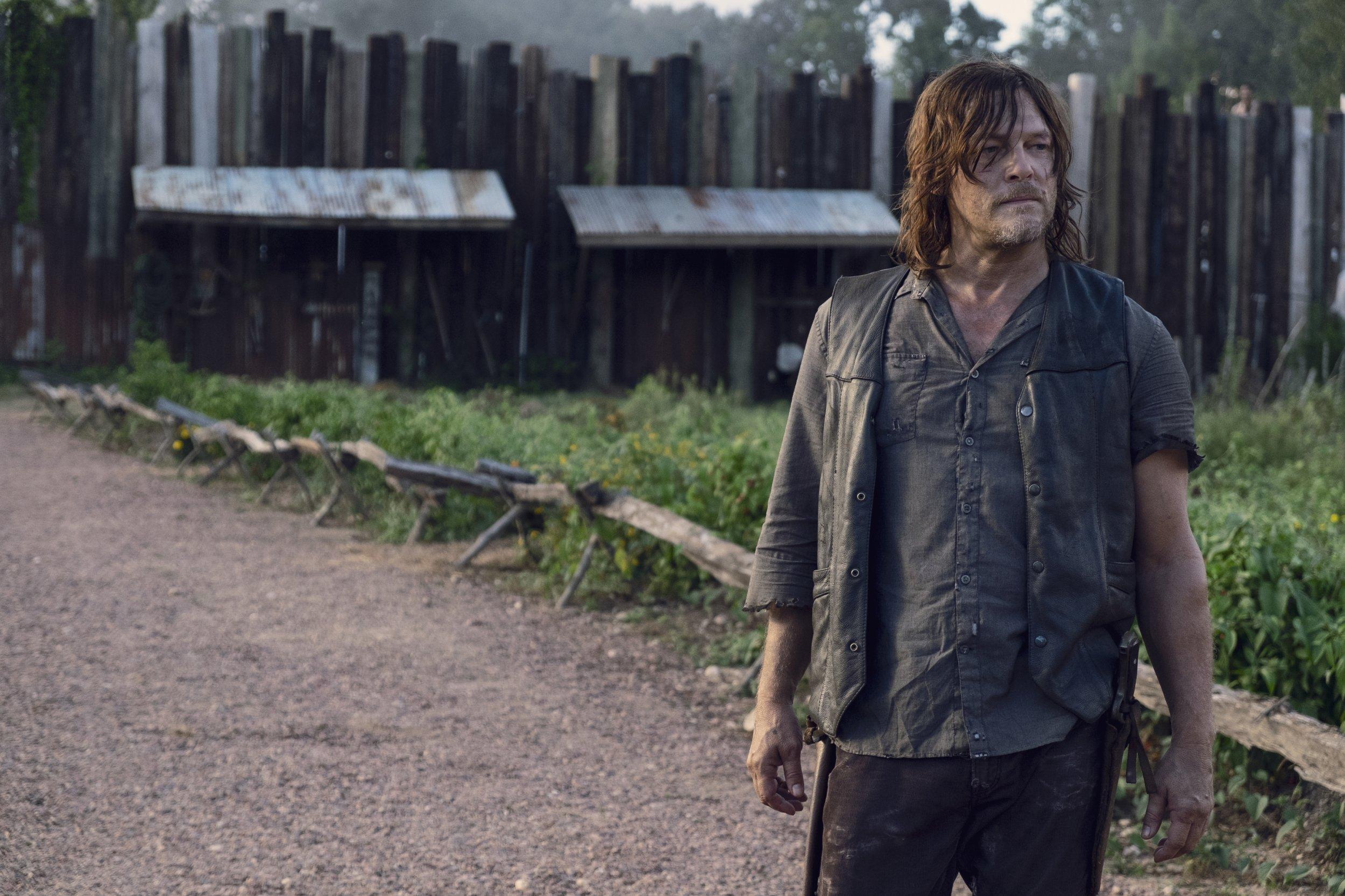 Walking Dead Daryl 9x11