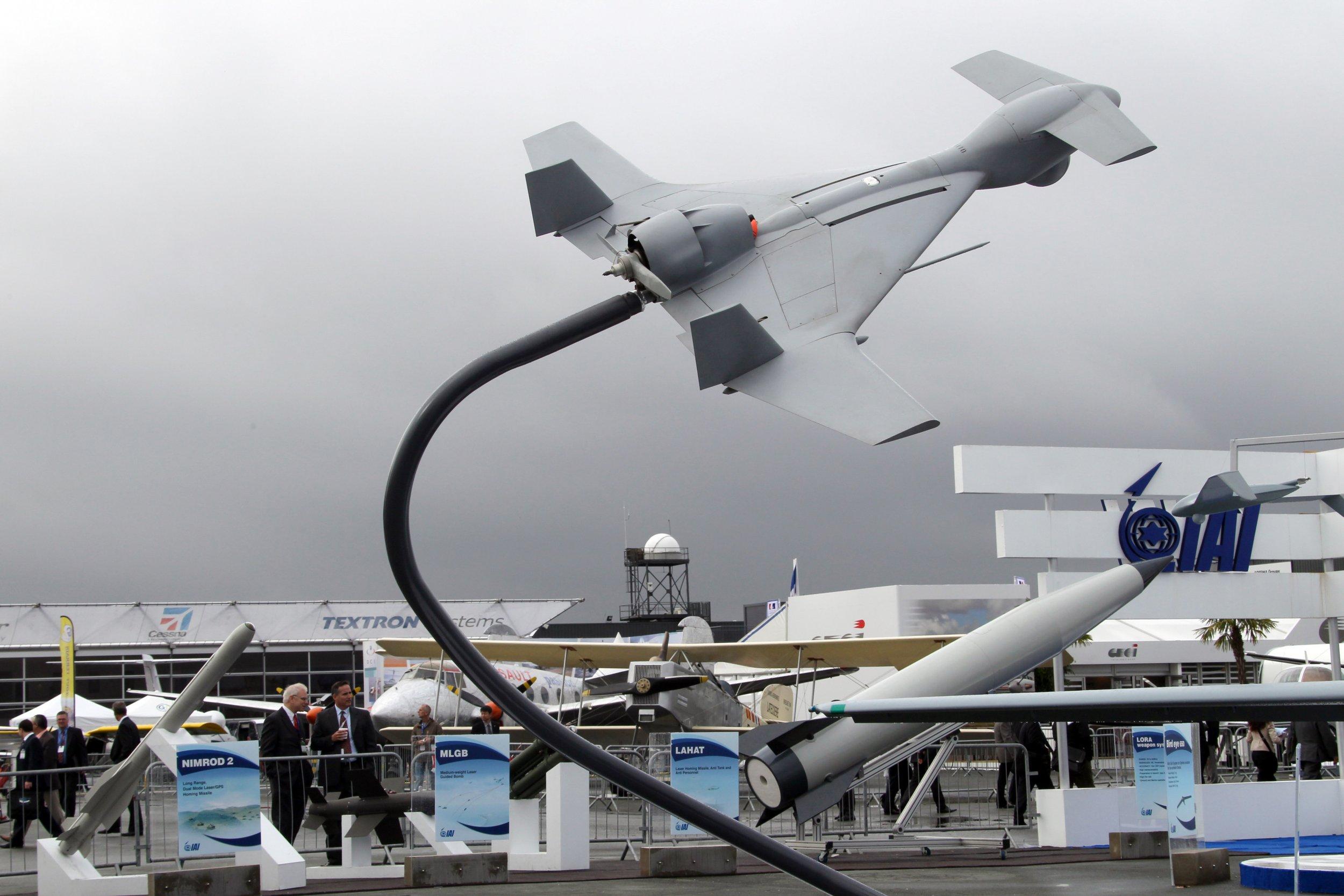 Suicide drone kamikaze loitering munitions UAV