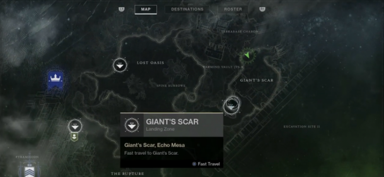 Destiny 2 Xur location 2-22-18