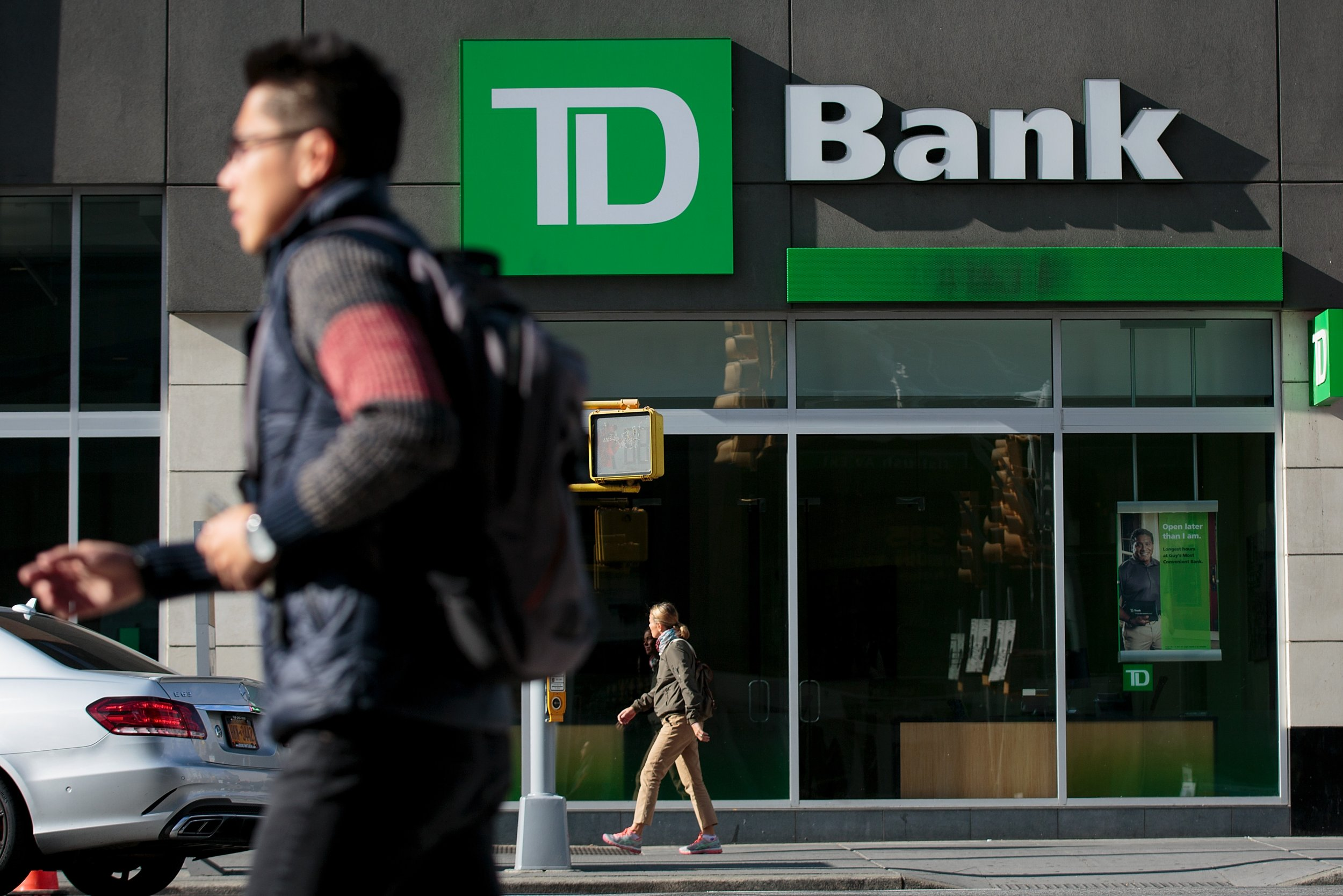 td bank mobile and online banking down system updates