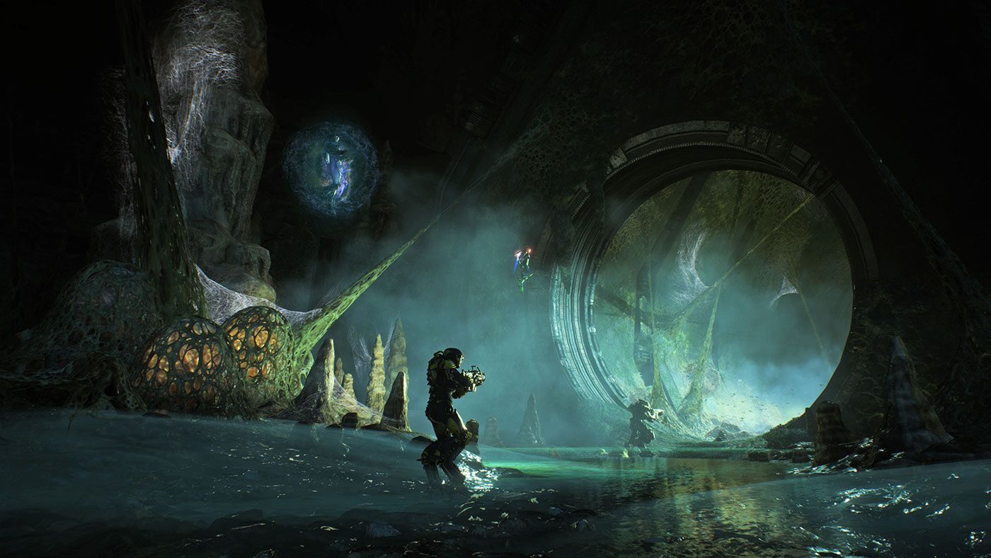 anthem how to unlock javelin levels lost arcanist mission