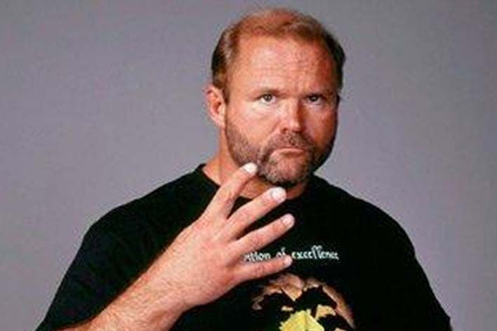 arn anderson let go released wwe retired