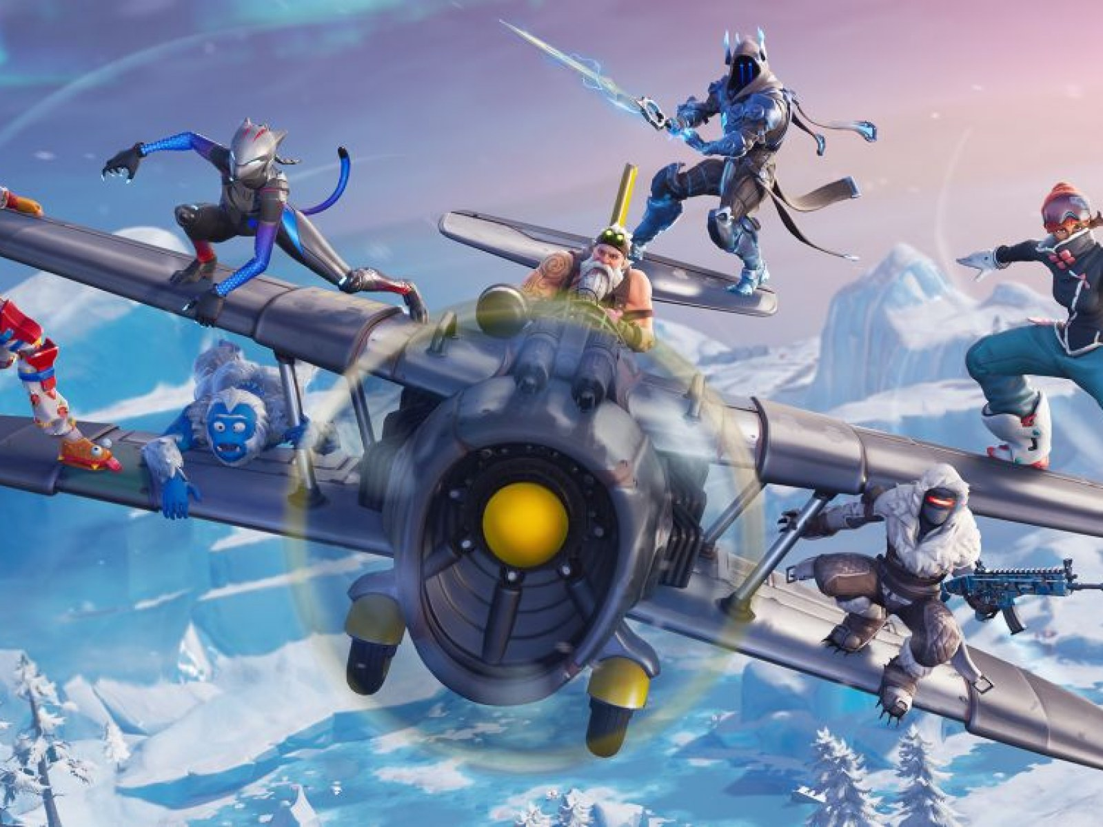 Fortnite' Season 8 Start Date Confirmed, Planes Removed and More in
