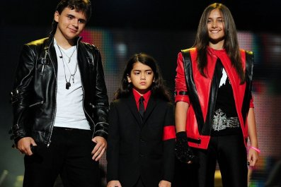 Michael Jackson children 7