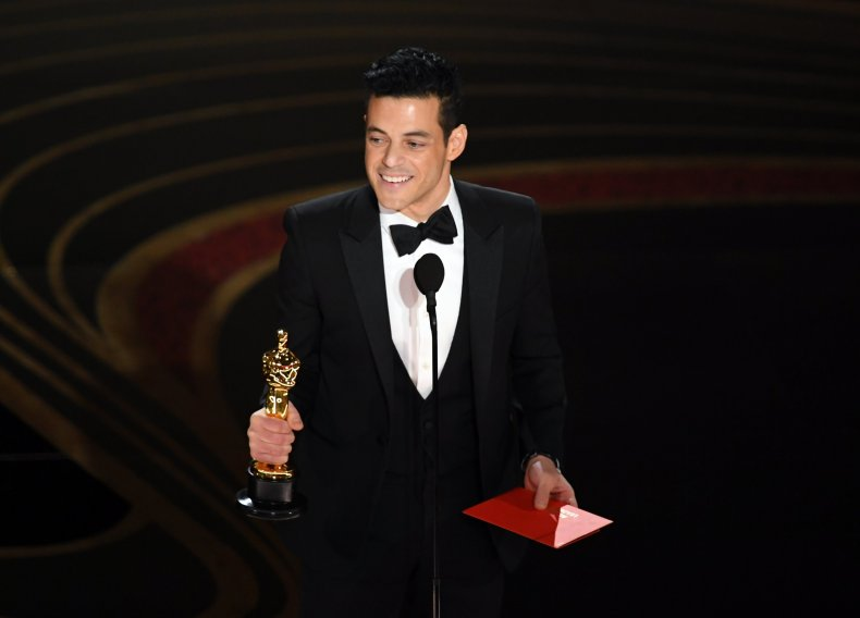 Actor In A Leading Role - Rami Malek