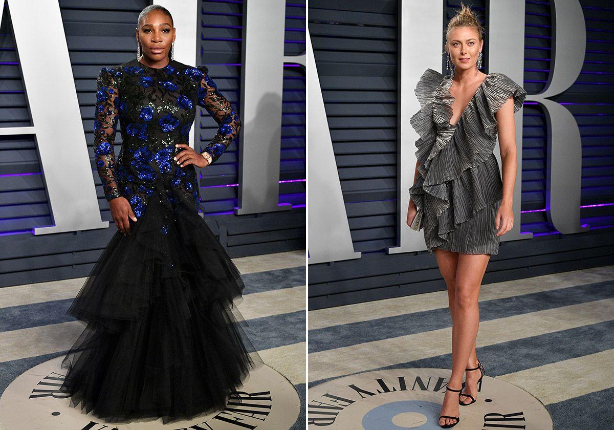 25 Oscars-2019-Vanity-Fair-Serena-Sharapova