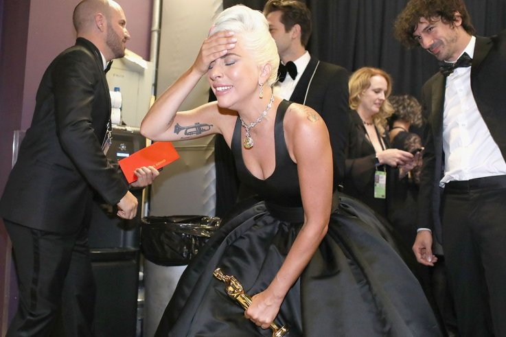 01 Oscars 2019 backstage