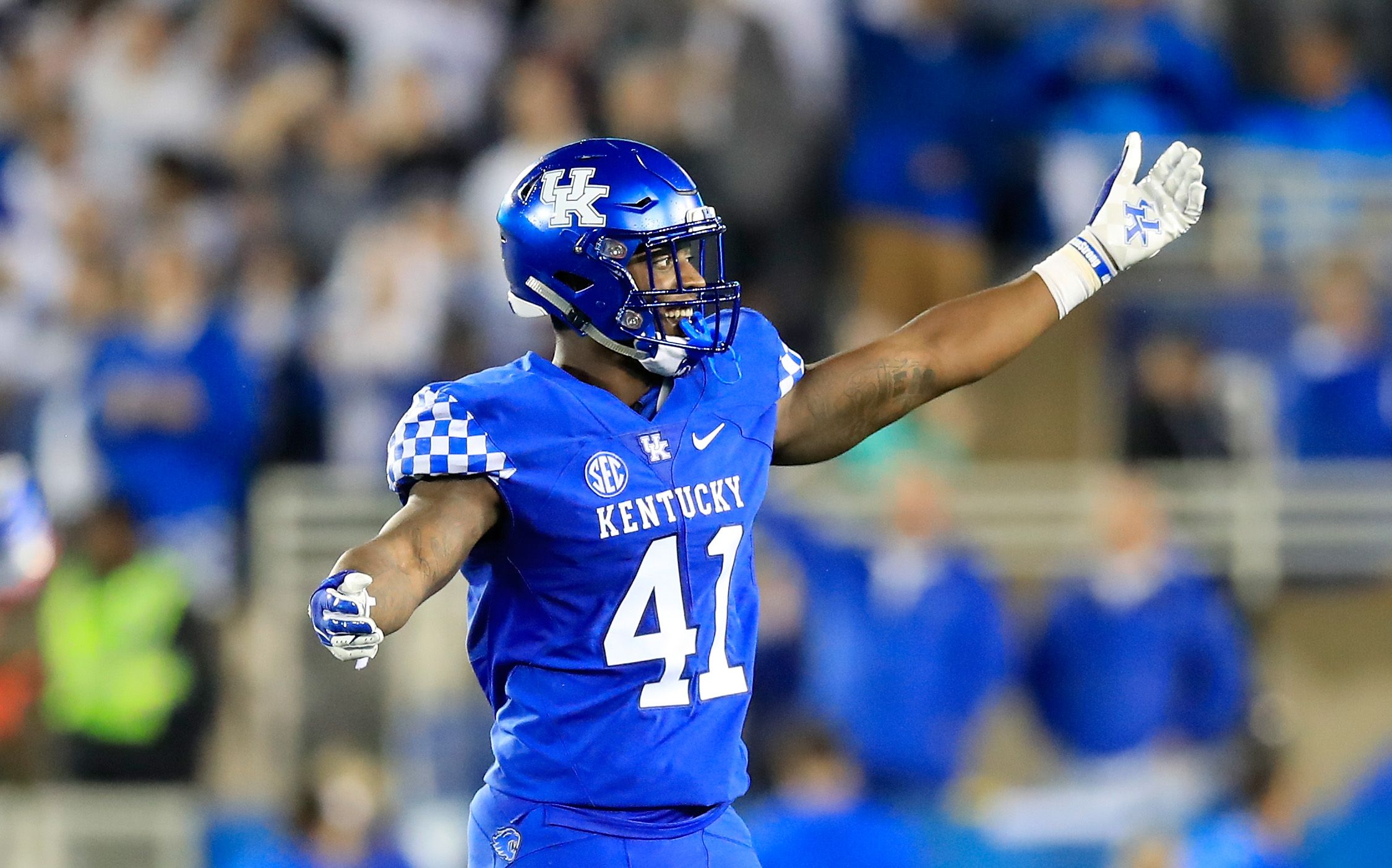 Josh Allen, Kentucky Wildcats