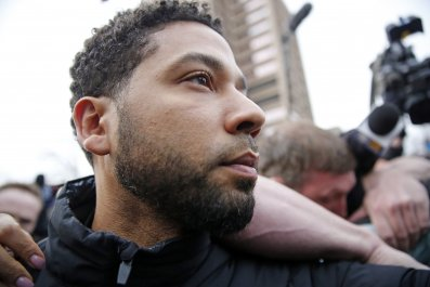 Jussie-Smollett-Racism-MAGA-Country-1126624293