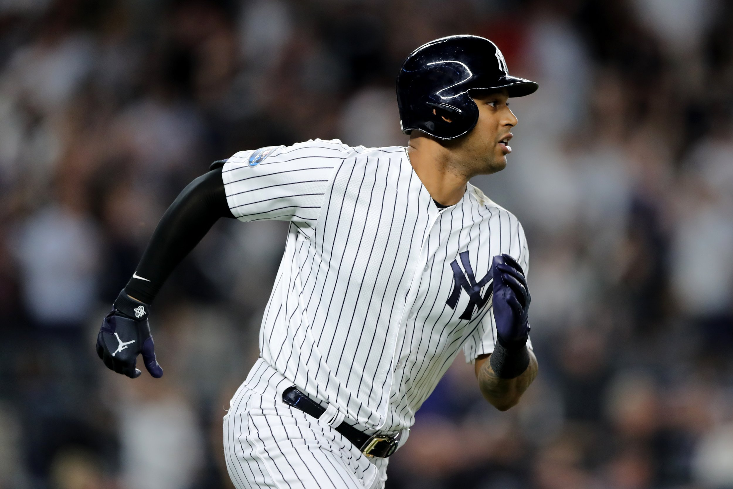 Aaron Hicks, New York Yankees