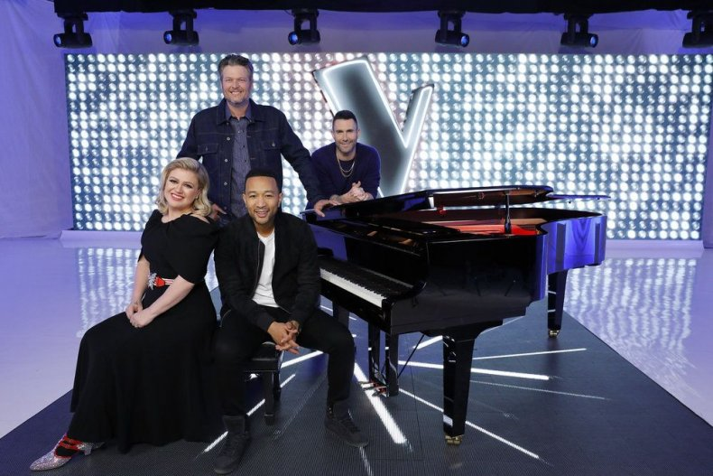 The, voice, season, 16, episode, 1, blind, auditions, recap, start, time, judges, who, made, teams, so, far, contestants, 2019 john legend kelly clarkson, adam levine, blake shelton kim cherry scrubs