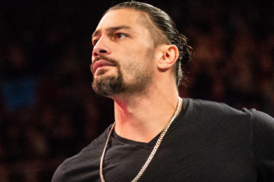 roman reigns health update, return date, wwe monday night raw, speech, announcement leukemia