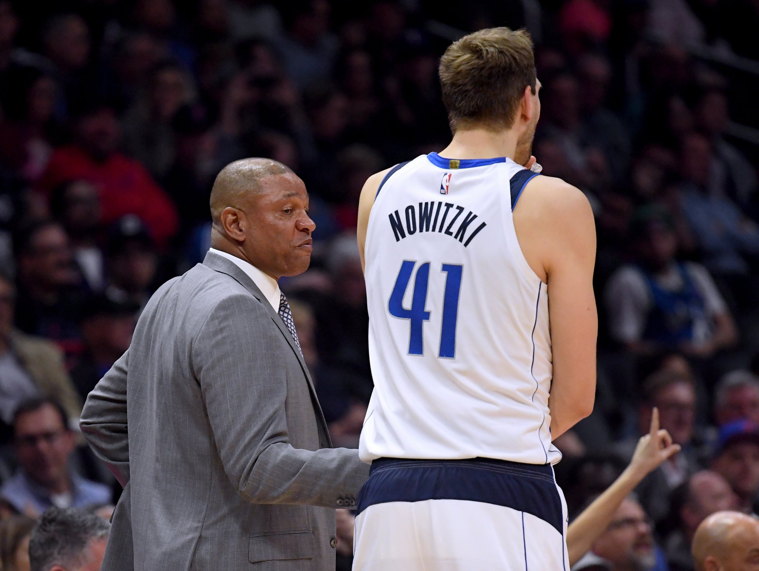 Doc Rivers, Dirk Nowitzki