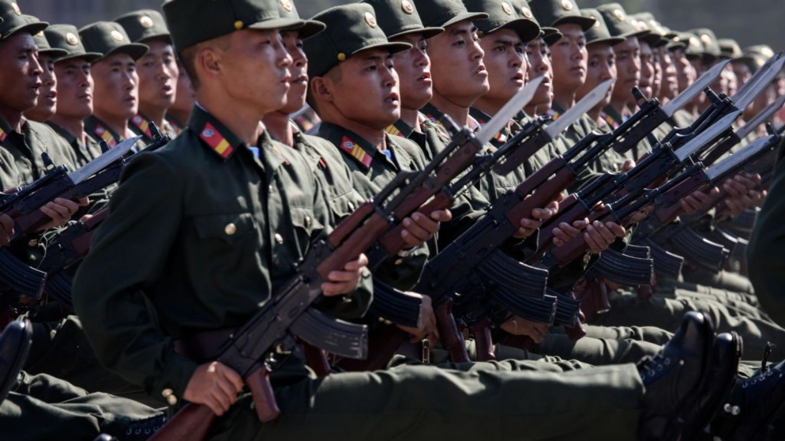 Flamethrower Execution, Death Camps and Famine: North Korea's