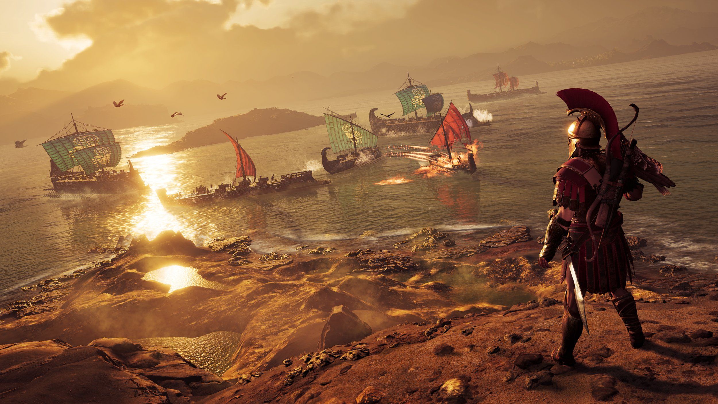 Assassin's Creed Odyssey' Update 1 14 Adds New Game+ - Patch Notes