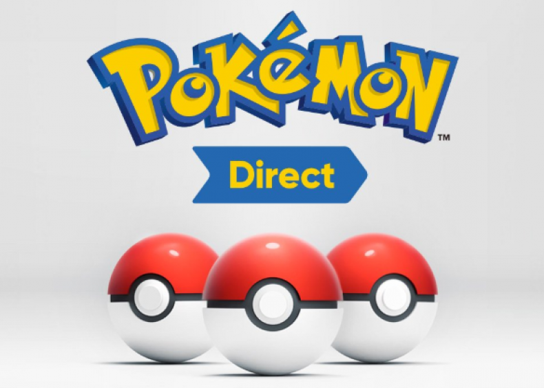 pokemon nintendo direct generation 8