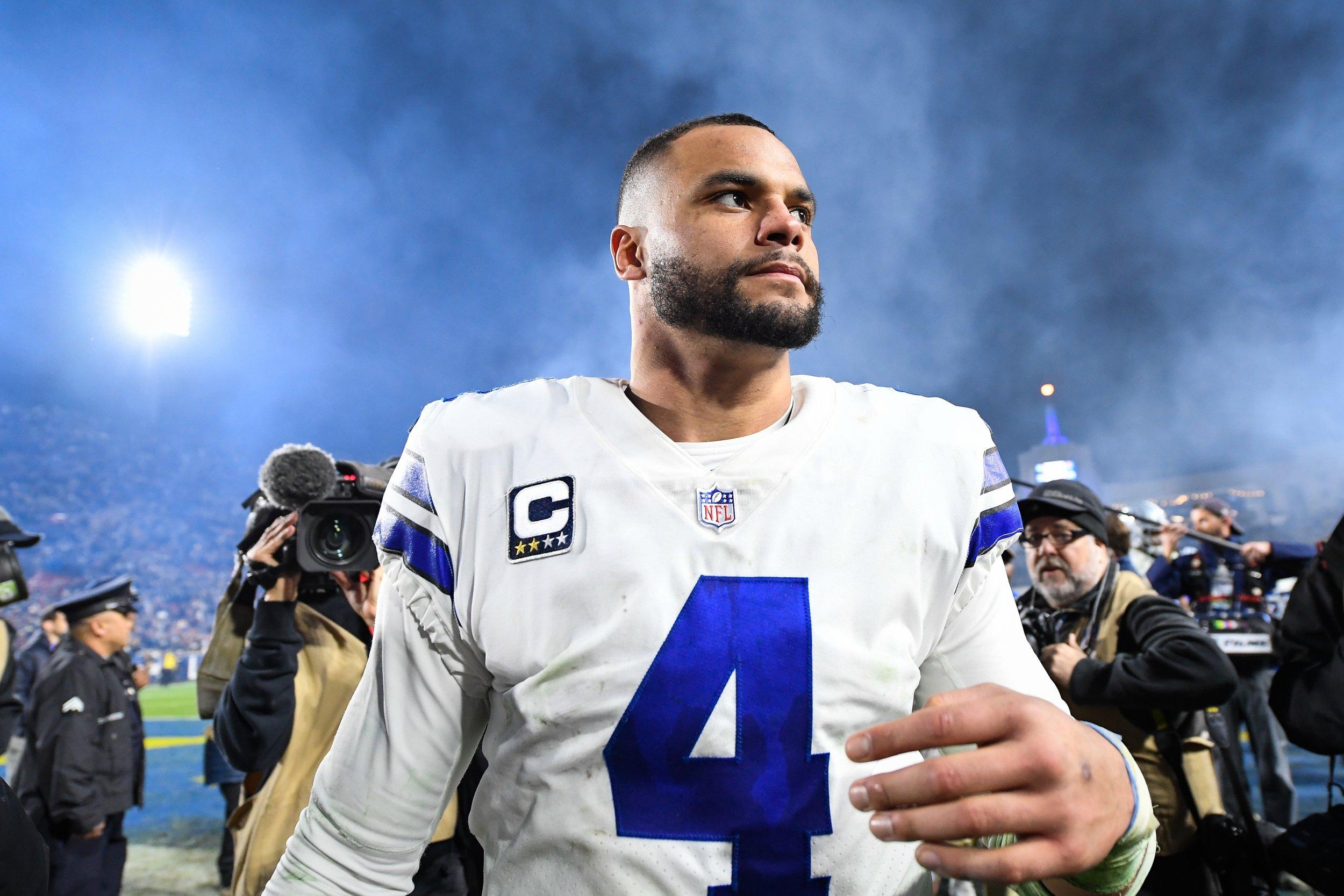 Dak Prescott, Dallas Cowboys