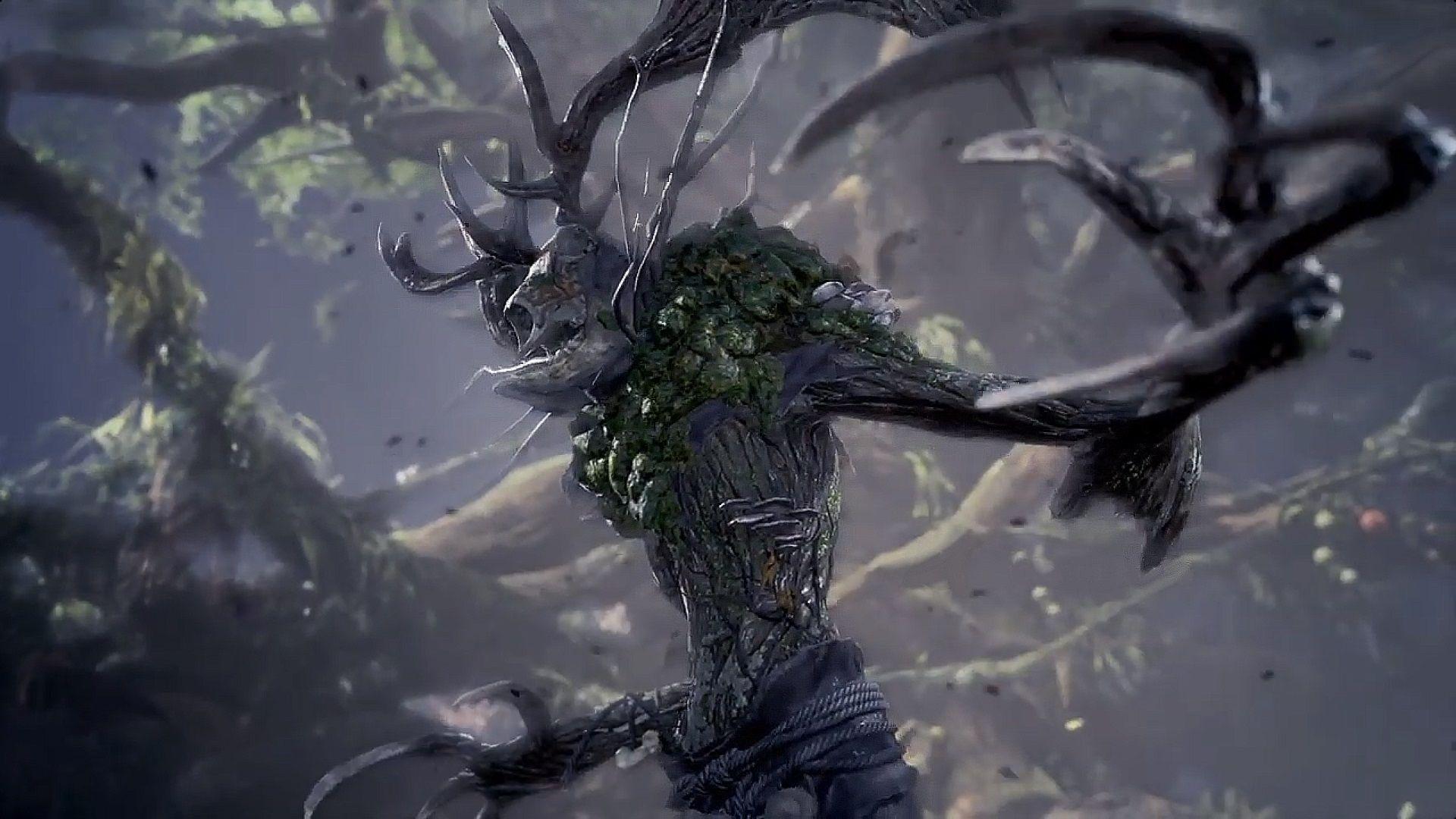Monster Hunter World' 6 01 Update Makes Ancient Leshen Quest
