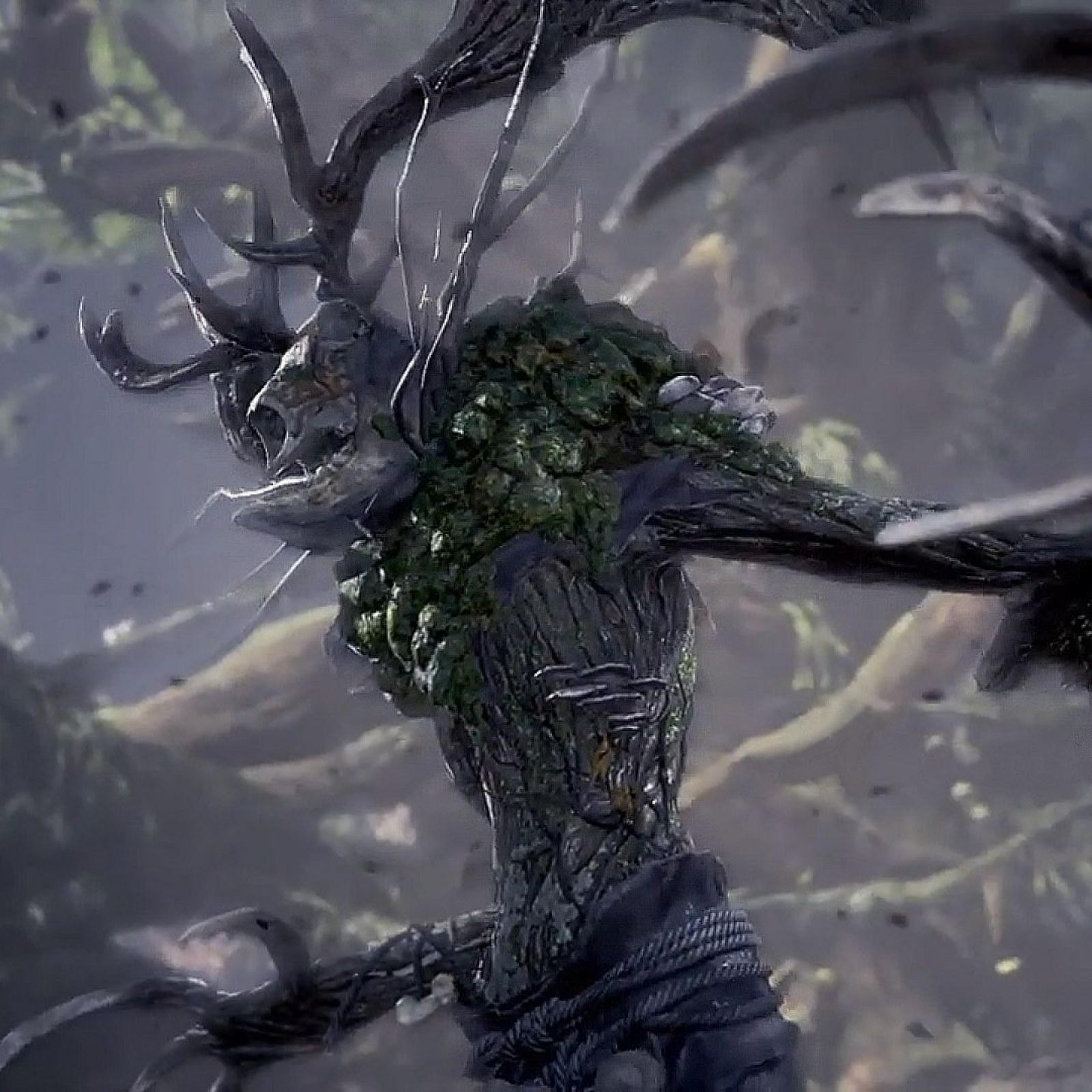Monster Hunter World 6 01 Update Makes Ancient Leshen Quest