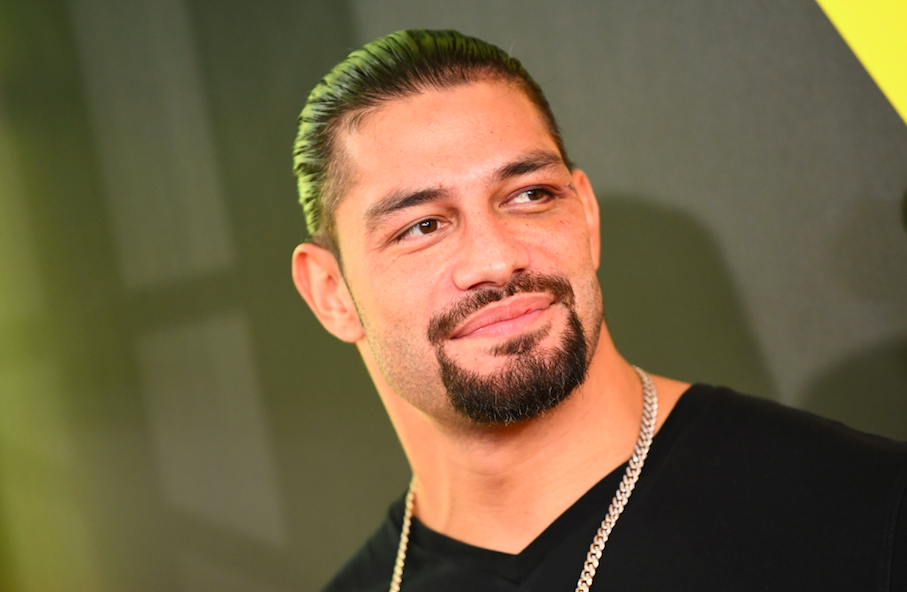 Roman Reigns Ignores Fake Cancer Conspiracy Theory, Thanks 'Good Morning America' for Raising Leukemia Awareness