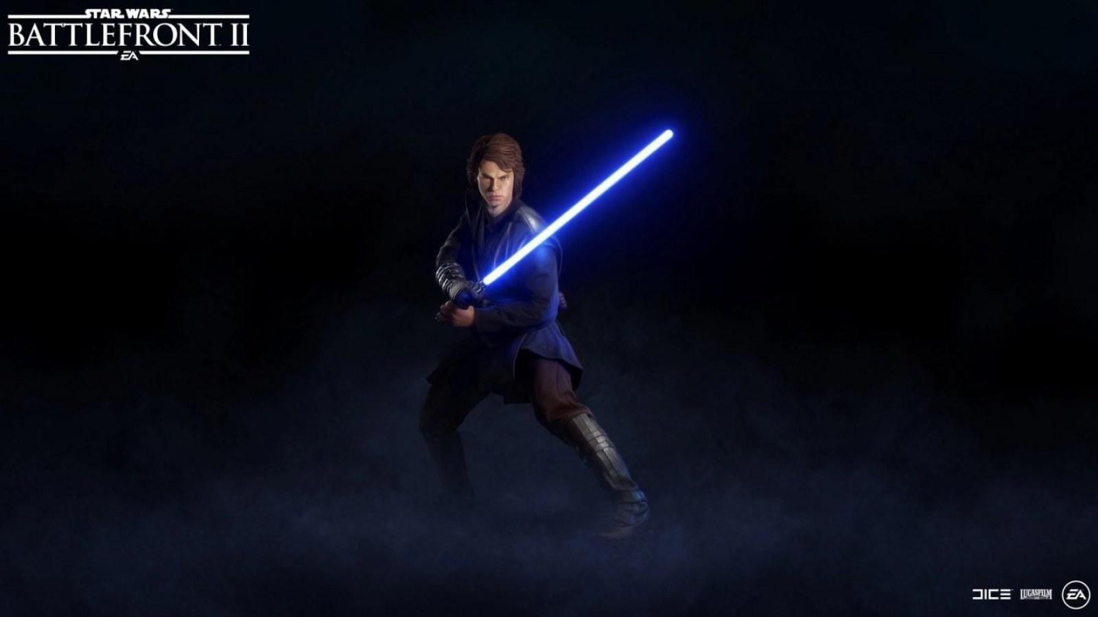 Star Wars Battlefront 2' Chosen One Update 1 26 Adds Anakin