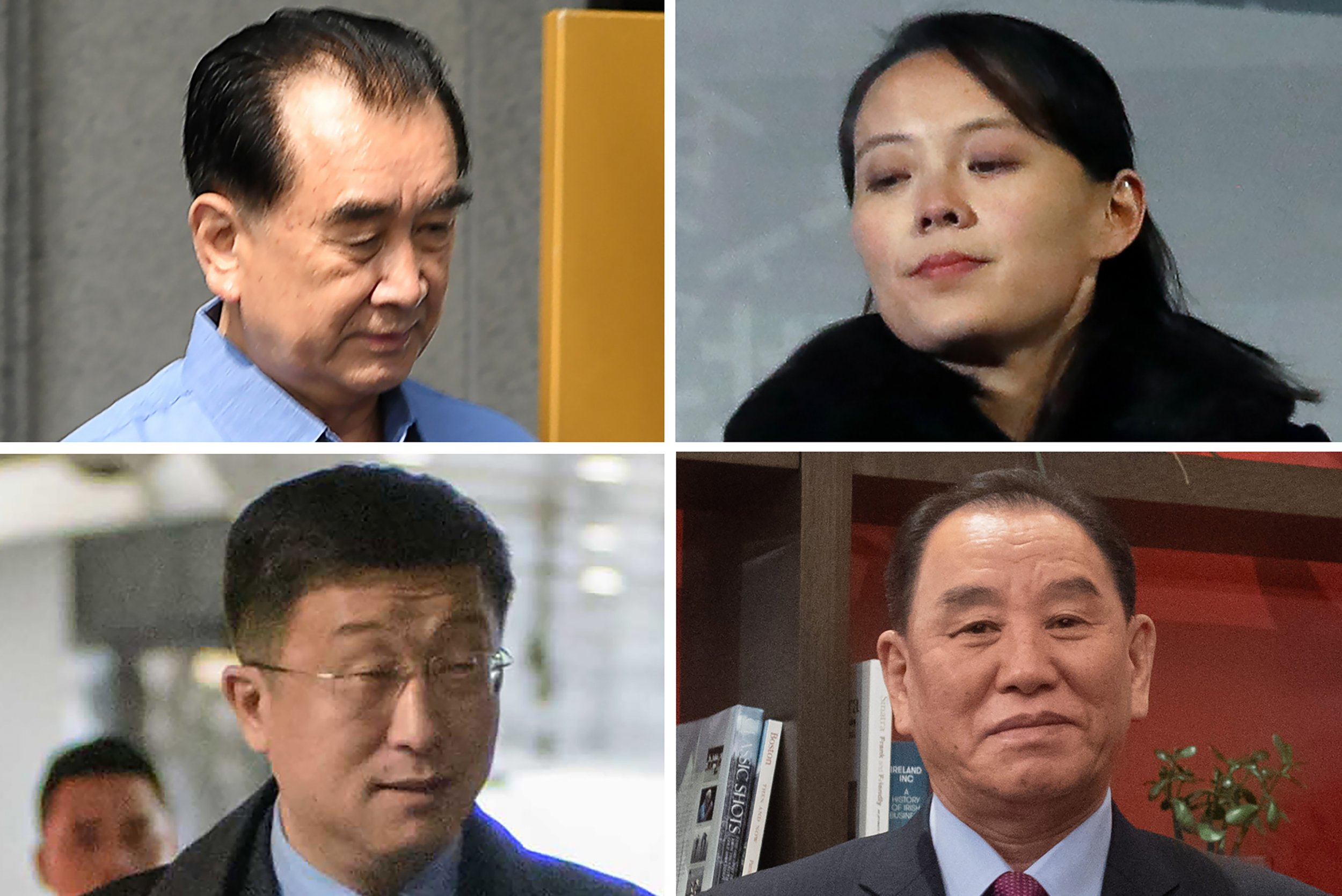 North Korea S Top Men And Women Meet Kim Jong Un S Sister And Other Aides At Donald Trump Summit In Vietnam