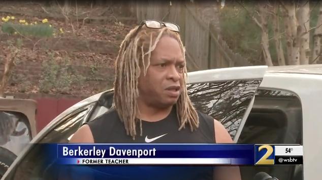 Berkerley Davenport teacher