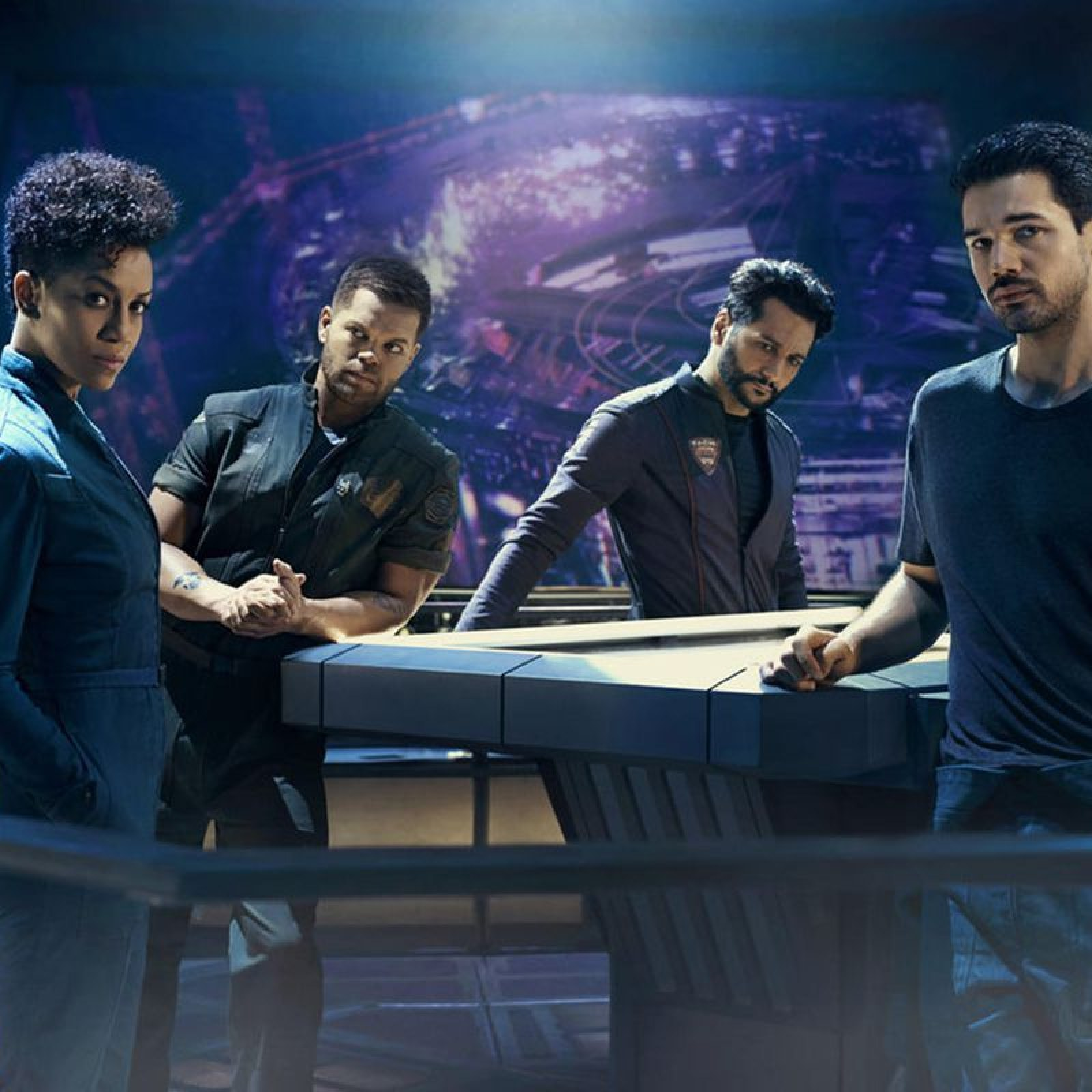 The Expanse' Season 4 Cast Adds Belters, Will See Return of