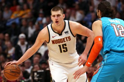Nikola Jokic, Denver Nuggets