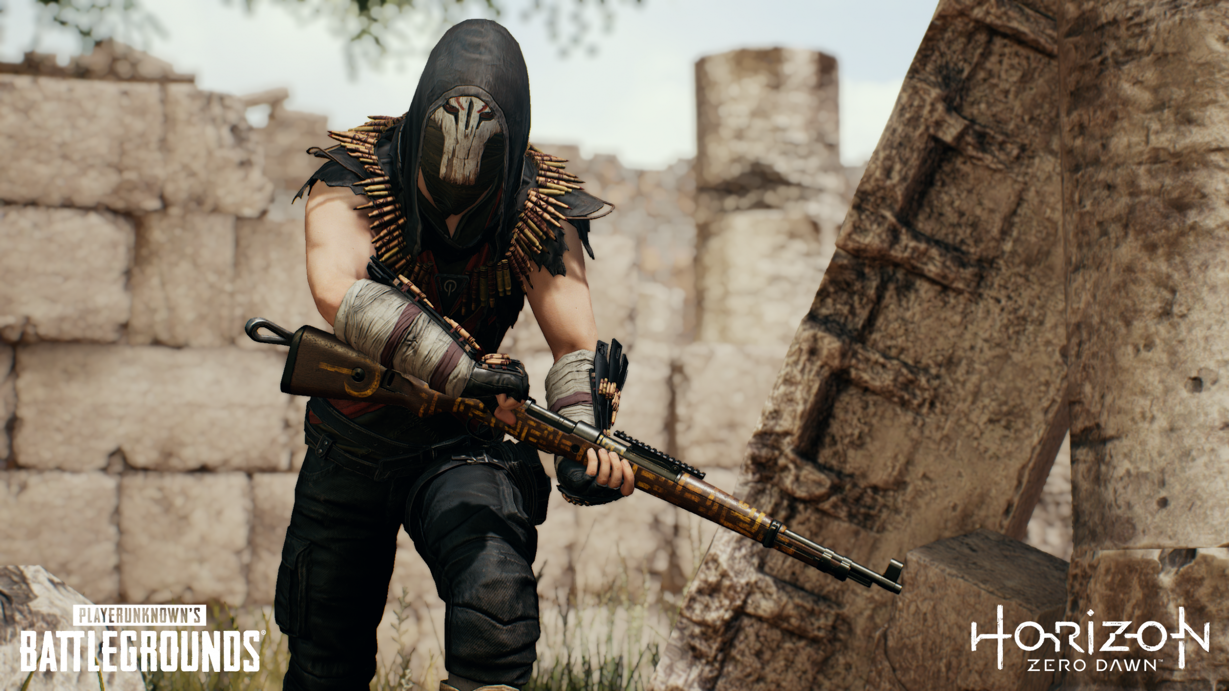 All Pubg Weapons Skins How To Get Them: 'PUBG' Free 'Horizon: Zero Dawn' Skins Release On PS4 March 5