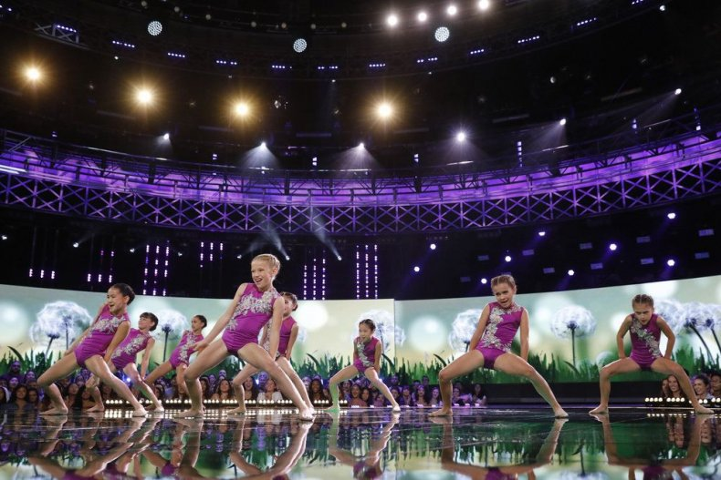 """WORLD OF DANCE -- """"Qualifiers"""" Season 3, Episode 1 -- Pictured: The Crazy 8's"""