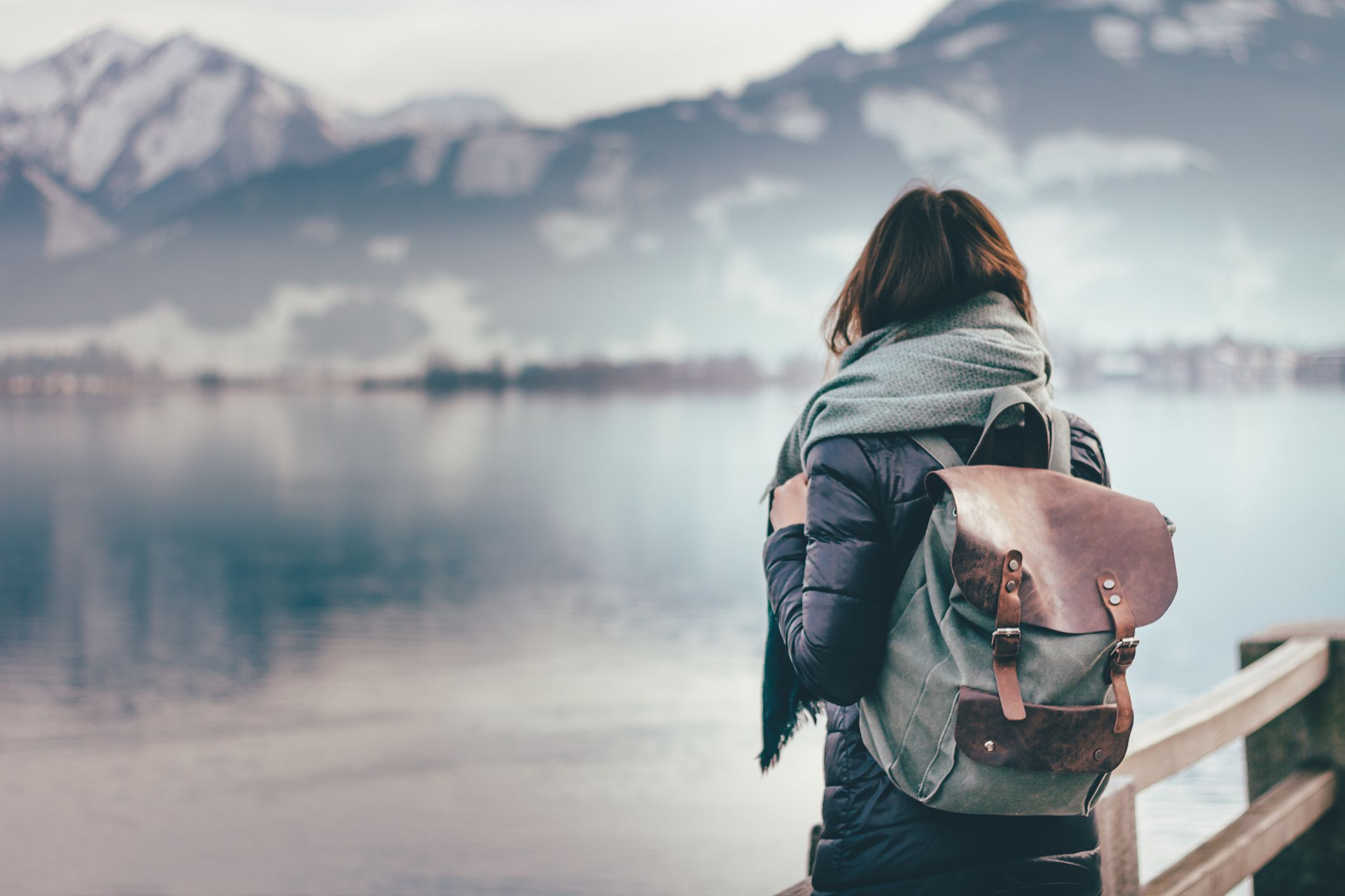 How to Travel: Go to the end of the road
