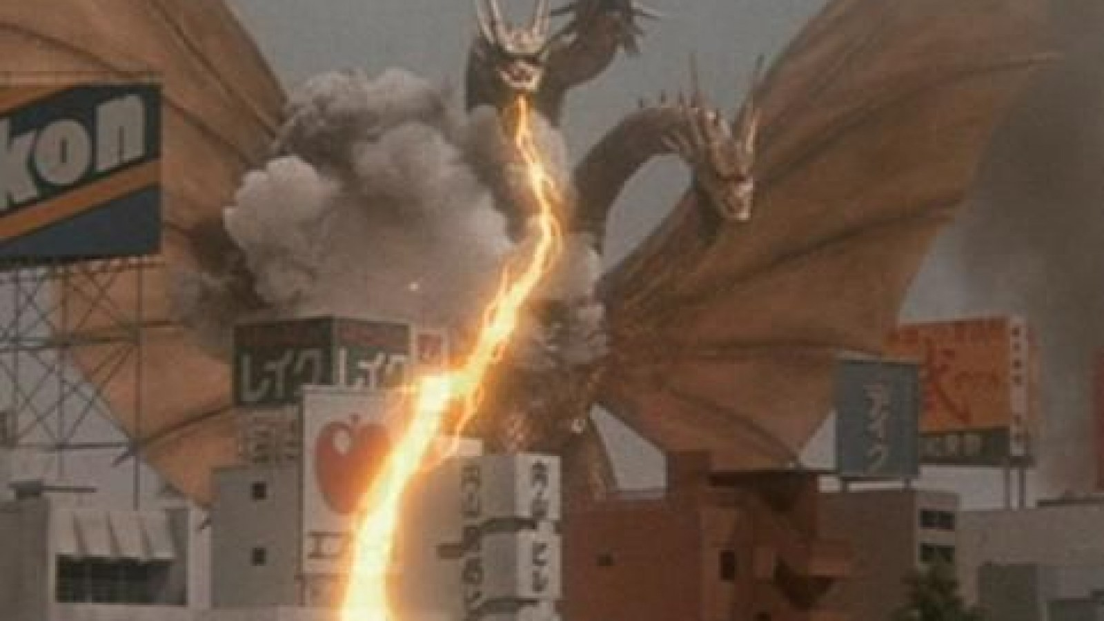 Godzilla: King of the Monsters' Has Classic Ghidorah Attack, But New