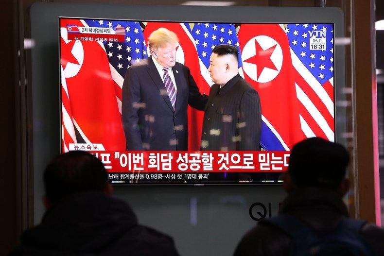 Donald Trump Kim Jong Un summit Vietnam