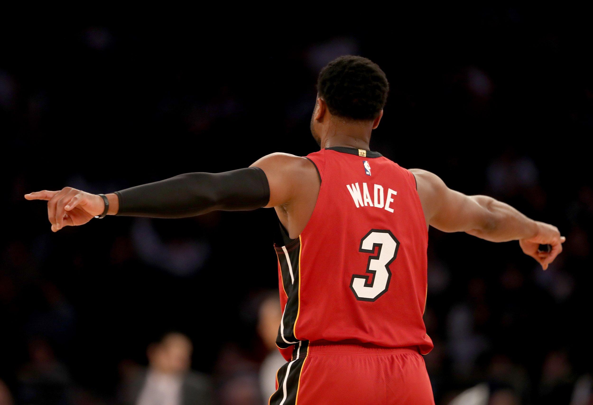 Dwyane Wade, Miami Heat