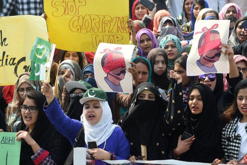 India Pakistan Donald Trump peace clashes