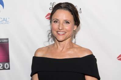 Julia Louis-Dreyfus Says Donald Trump is a 'Fake President': 'He's a Complete Moron, From Start to Finish'
